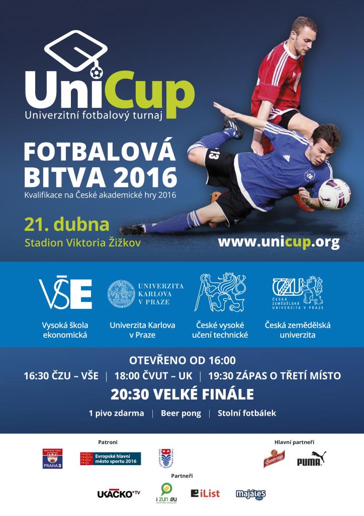 Plakat UniCup 2016