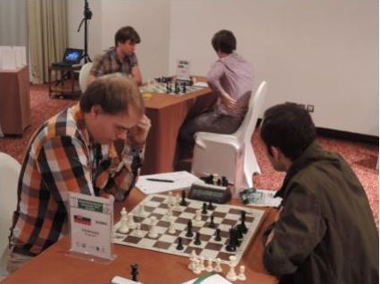 AMS šachy 2016