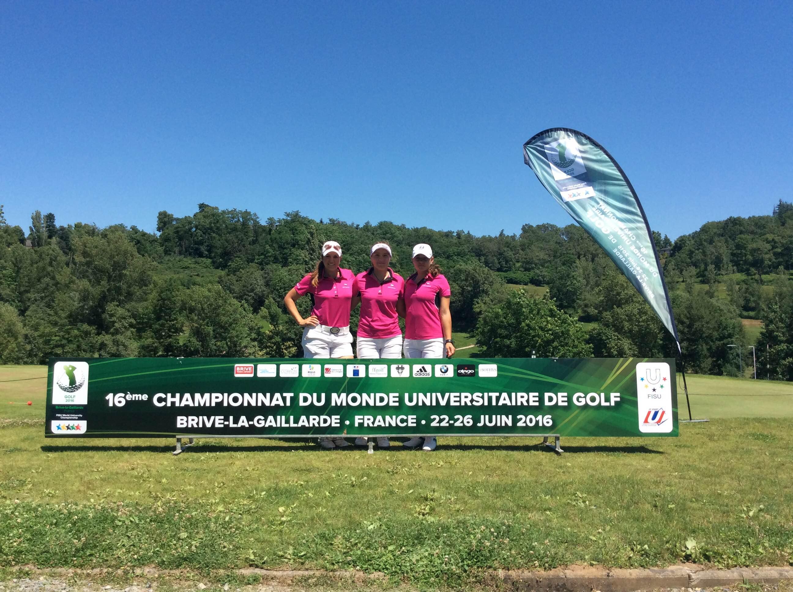 AMS v golfu 2016