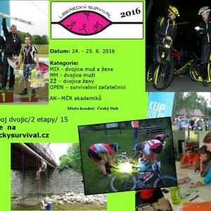 Liberecký survival 2016