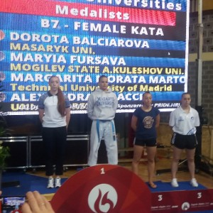 EUH 2016 Karate - Dorotka_Balciarova_1.