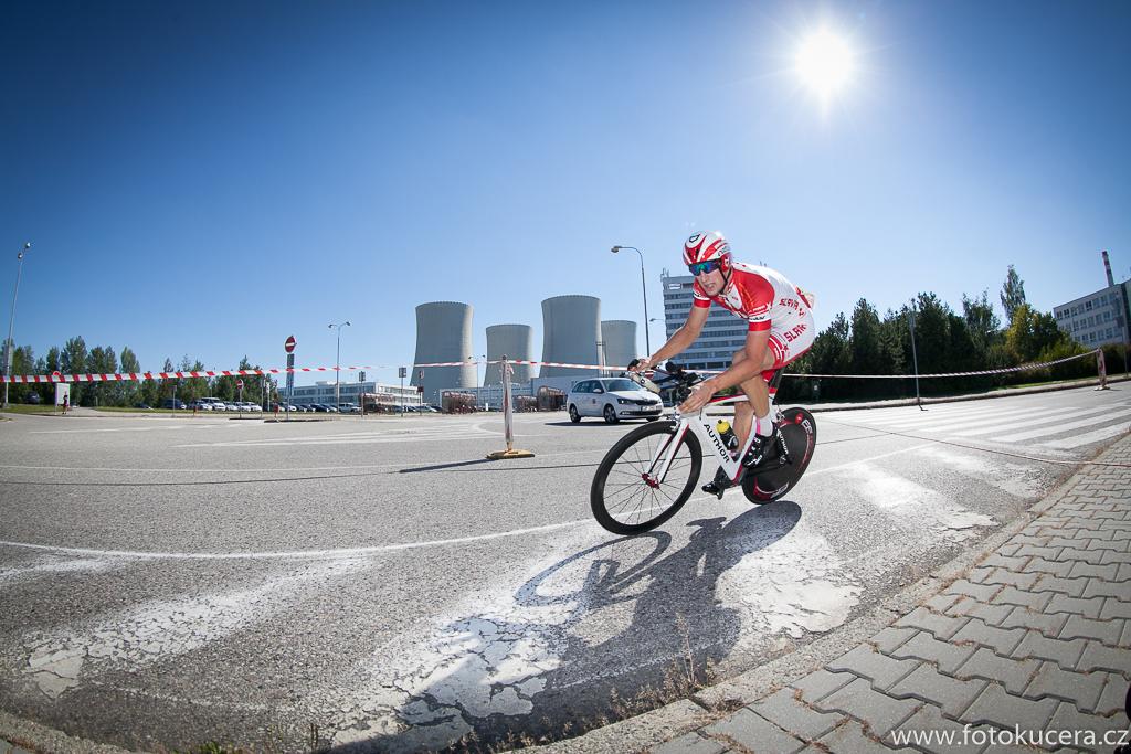 AM ČR v silniční cyklistice 2016