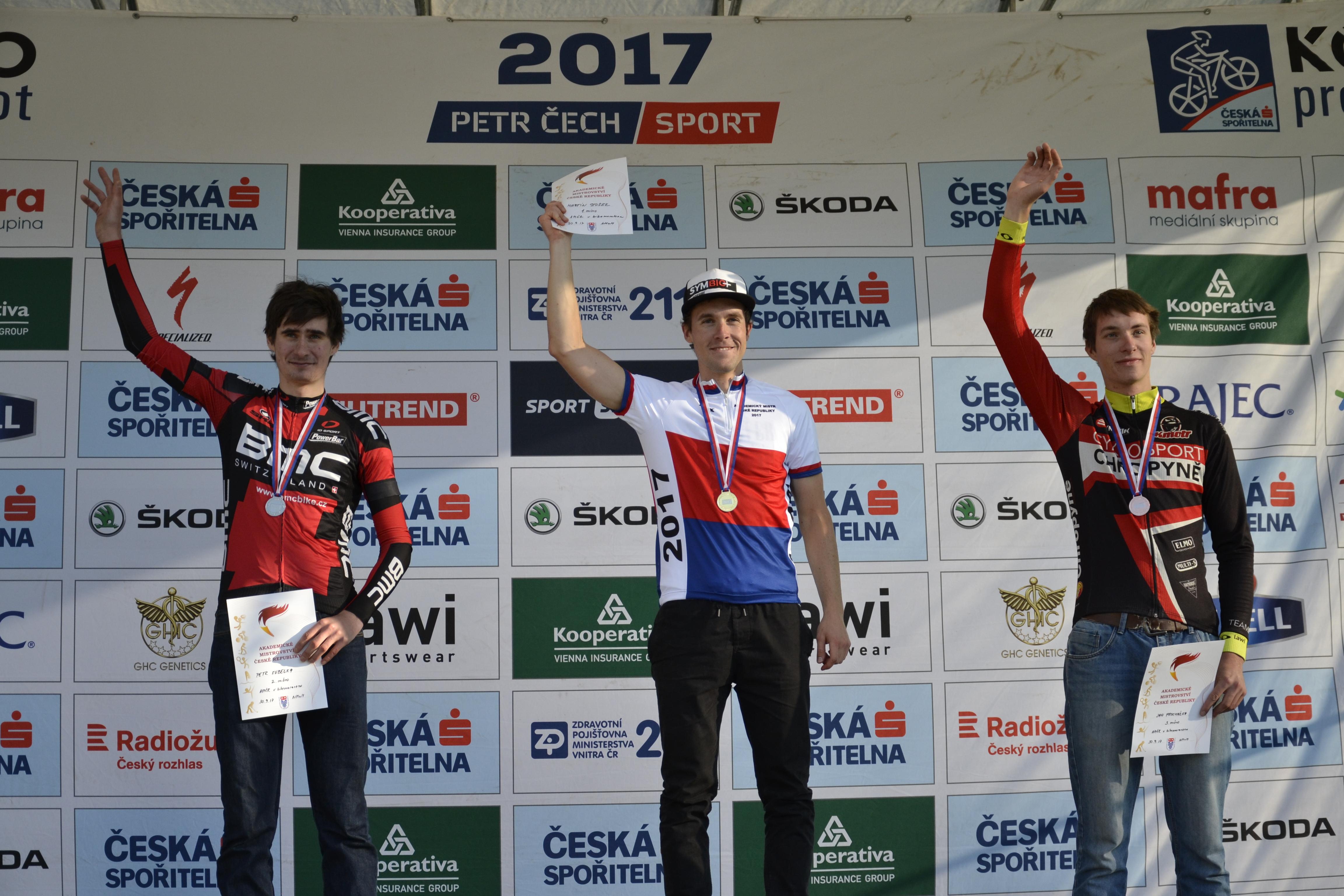 AM ČR horská kola 2017